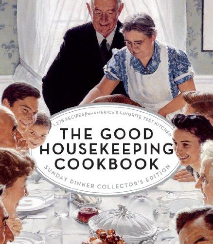 9781618371379: The Good Housekeeping Cookbook Sunday Dinner Collector's Edition: 1275 Recipes from America's Favorite Test Kitchen
