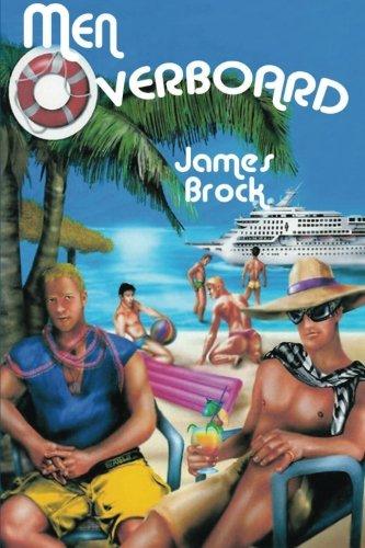 9781618451002: Men Overboard (Large Print)