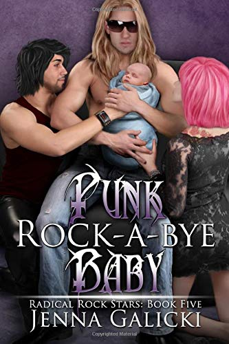 9781618453822: Punk Rock-A-Bye Baby (Radical Rock Stars) (Volume 5)