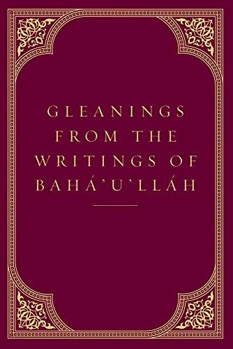 9781618510730: Gleanings from the Writings of Baha'u'llah