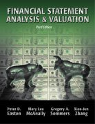 9781618530356: Financial Statement Analysis & Valuation, Third Edition(CUSTOM)