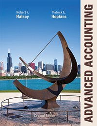 Advanced Accounting: Robert F. Halsey