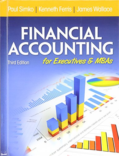Financial Accounting for Executives and MBAs: James S. Wallace,