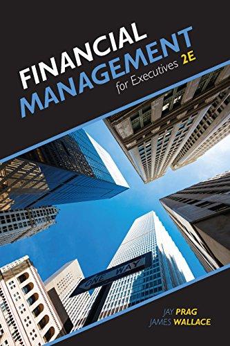 FINANCIAL MANAGEMENT FOR EXECUTIVES: Jay Prag, Jim