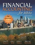 Financial Accounting for MBAs (w/Access Code): Easton