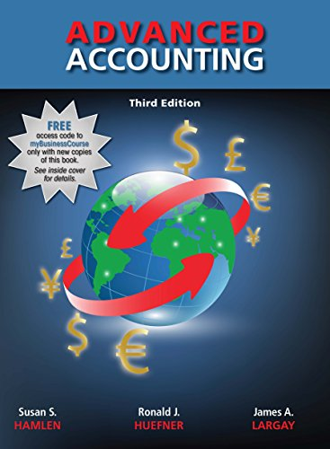 9781618531513: Advanced Accounting 3rd Edition