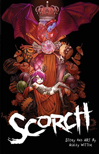 9781618550989: SCORCH Kickstarter Edition