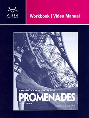 PROMENADES-WORKBOOK/VIDEO MANU