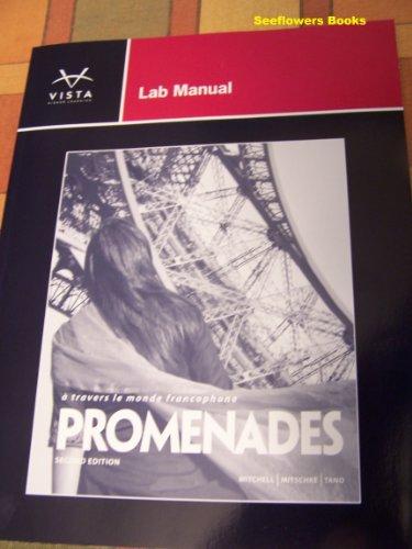 9781618570185: PROMENADES-LAB MANUAL