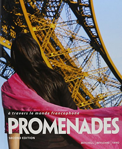 PROMENADES-W/SUPERSITE: Vista Higher Learning [Editor]
