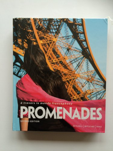 9781618571045: Promenades 2nd Edition Bundle - Student Edition, Supersite Code, Workbook/Video Manual and Lab Manual (Promenades 2nd)