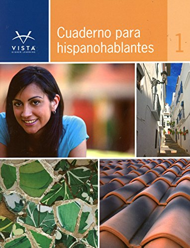 Descubre 1 Cuaderno para Hispanohablantes