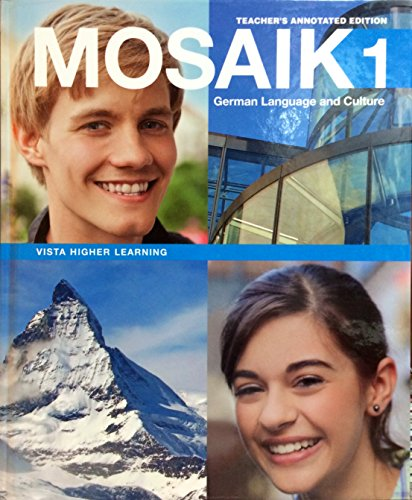 9781618571861: Mosaik 1, Teacher's Annotated Edition
