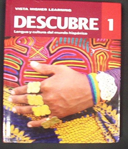 9781618571984: Descubre Level 1 - 2014 Edition - Student Edition