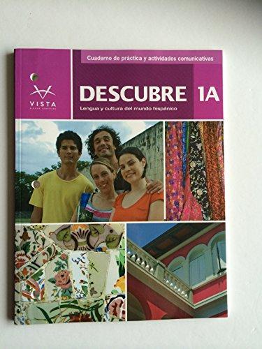 Descubre 1A 2014 Cuaderno de práctica y
