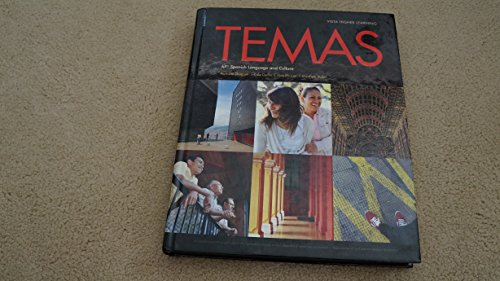 9781618572226: Temas AP Spanish Language