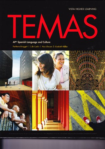9781618572226: Temas AP Spanish Language