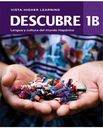 Descubre 2014 1B Student Edition w/ Supersite Code