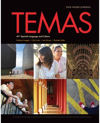 9781618574015: Temas Student Edition w/ Supersite Code & AP Spanish Language Student Edition w/ Supersite Code - Bundle including both books and 2 access codes