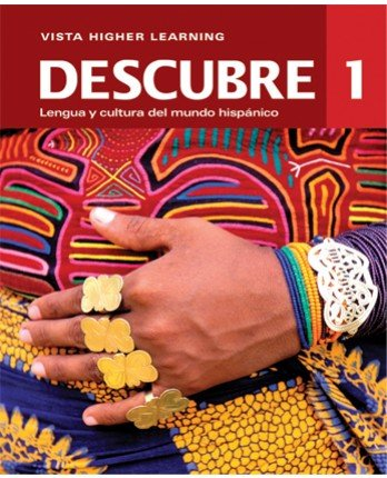 Descubre 1 Student Edition with Supersite and eCuaderno Code - 2014 edition with code included