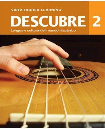 Descubre 2014, Level 2 Student Edition w/ Supersite and vtext