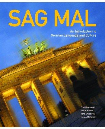 9781618576972: Sag Mal Bundle - Student Edition, Supersite, WebSAM Code and vText
