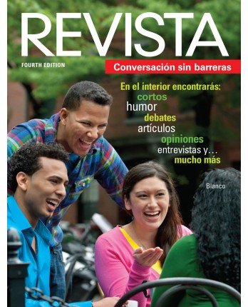 9781618577993: Revista 4th Ed, Looseleaf Textbook with Supersite PLUS Code