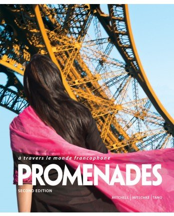 9781618578266: Promenades 2nd Ed Looseleaf Textbook, Supersite Plus & WebSAM Code, Workbook/Video Manual, Lab Manual and Answer Key