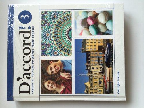 Daccord 2015 L3 Student Edition
