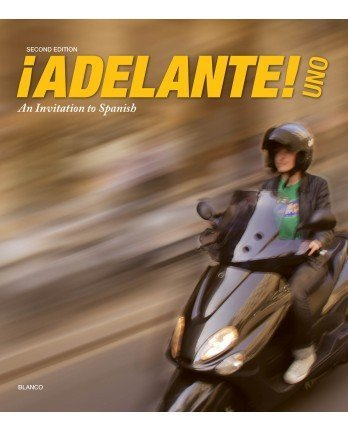 Adelante Uno 2nd Edition - Student Edition w/ Supersite PLUS Access (Supersite & vText)