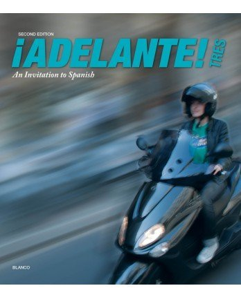 Adelante! Tres 2nd Edition - Student Edition w/ Supersite & WebSAM Code