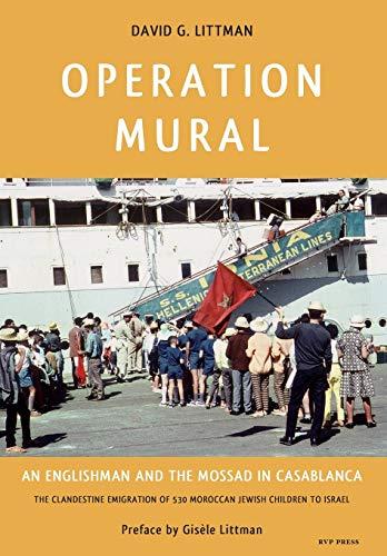 Operation Mural: David G. Littman