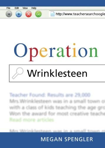 9781618629449: Operation Wrinklesteen