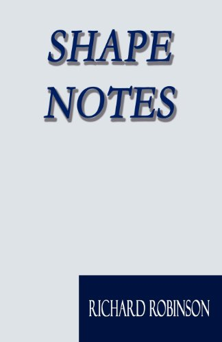 9781618632883: Shape Notes