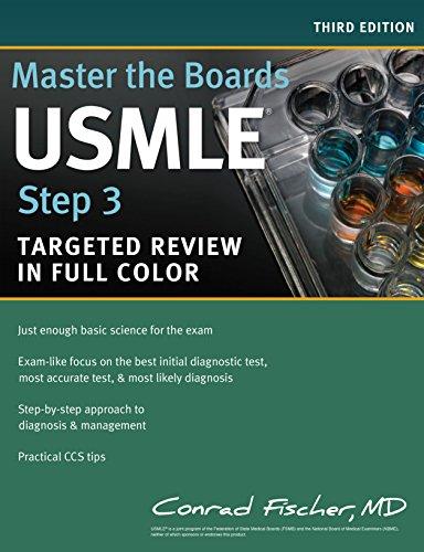 Master the Boards USMLE Step 3: Fischer, Conrad