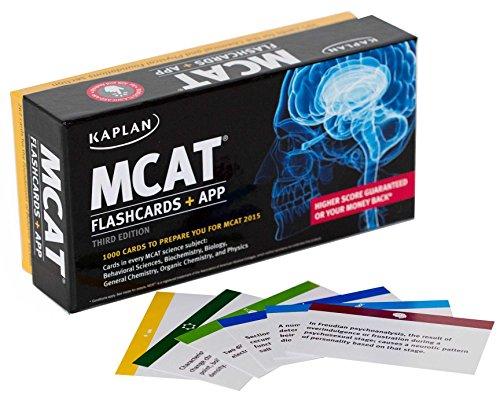 Kaplan Mcat Flashcards (No Series): Kaplan
