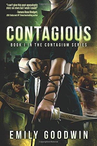 9781618683168: Contagious (The Contagium Series Book 1) (Volume 1)
