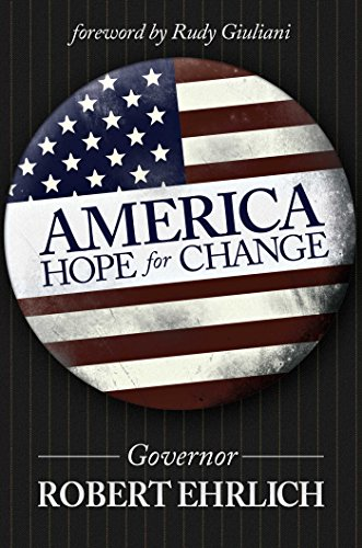 America: Hope for Change: Ehrlich, Robert