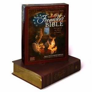9781618710031: The Founder's Bible - NASB - Genuine Leather