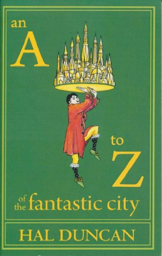 An A to Z of the fantastic city: Duncan, Hal