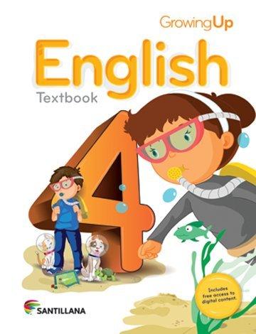 9781618752550: English 4 Texto Santillana Isbn: 9781618752550