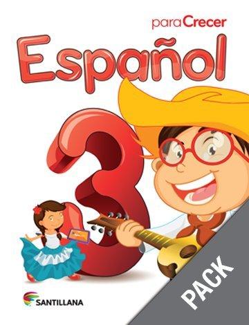 9781618754578: Espanol 3 (Pack) (Para Crecer)