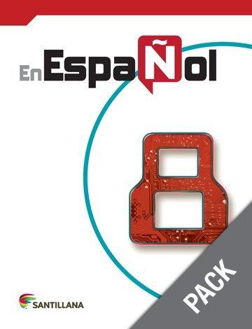 9781618755070: En Espanol 8 (Pack)