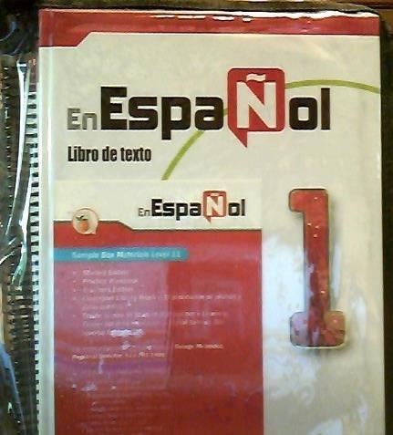 9781618755100: En Espanol 11 (Pack)