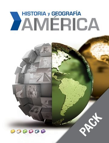 9781618755162: Historia Y Geografia America (Pack)