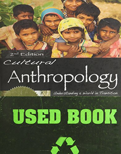 9781618821195: Cultural Anthropology