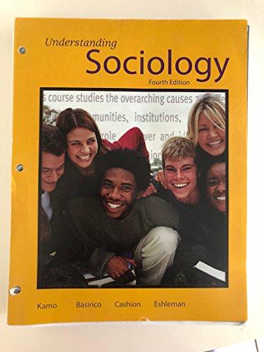 9781618821966: Understanding Sociology Fourth Edition