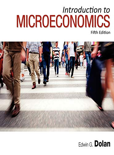 9781618822925: Introduction to Microeconomics, Fifth Edition Hardcover ? January 1, 2013