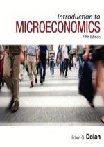 Introduction to Microeconomics: Edwin G. Dolan