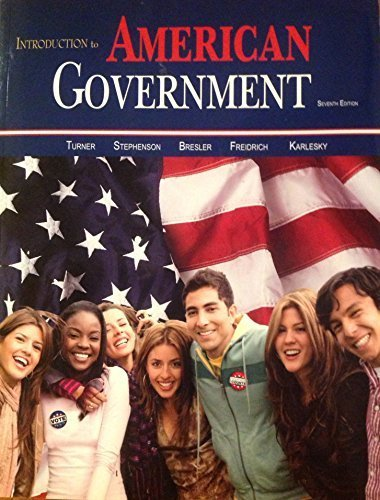 9781618823748: INTRO.TO AMERICAN GOVERNMENT Paperback 2014